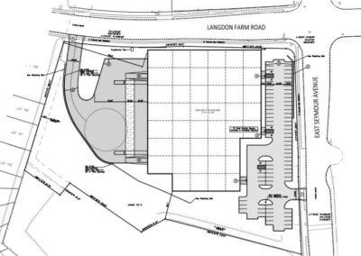 Nextek - Building Site Plan