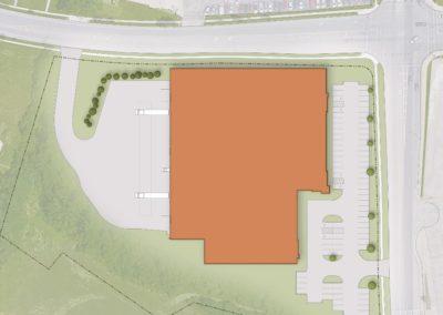 Nextek - Phase I - Rendered Site Plan