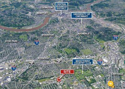 Nextek Phase II - Location Plan